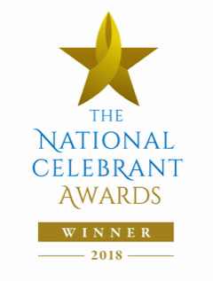 National Celebrant Award 2018 Winner